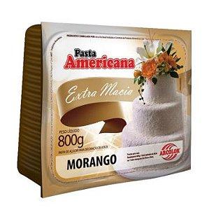 Pasta Americana Arcolor 800g Morango