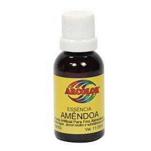Essencia Arcolor Alcolica 30ml Amendoa