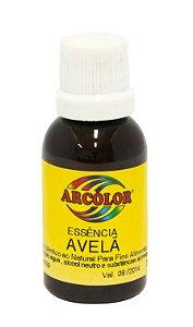 Essencia Arcolor Alcolica 30ml Avela