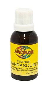 Essencia Arcolor Alcolica 30ml Marasquino