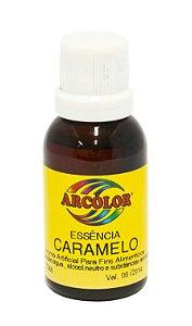 Essencia Arcolor Alcolica 30ml Caramelo