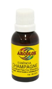 Essencia Arcolor Alcolica 30ml Champagne
