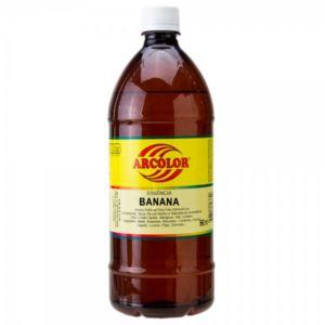 Essencia Arcolor Alcolica 960ml Banana