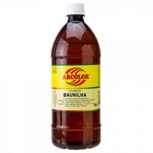 Essencia Arcolor Alcolica 960ml Baunilha