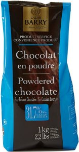 Chocolate Powdered 31,7% Cacau 1kg Callebaut