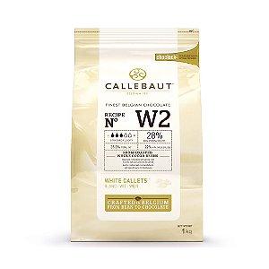 Chocolate Barry Moedas W2 Branco 28% 1kg