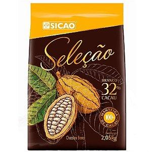Chocolate Sicao Selecao Gotas De Leite 38% 2,05