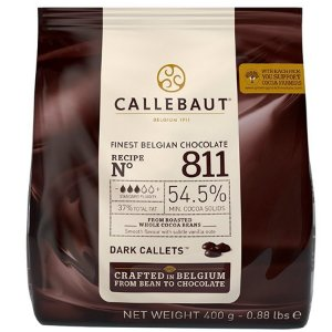 Chocolate Barry Moedas 811 Amargo 54,5% 400g
