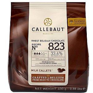 Chocolate Barry Moedas 823 Ao Leite 33,6% 400