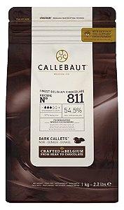 Chocolate Barry Moedas 811 Amargo 54,5% 1kg
