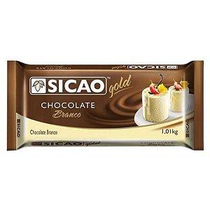 Chocolate Sicao Gold Branco 1,01kg