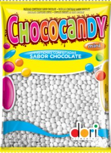 Confeiteiro Chococandy Pastilha Branco 350g Dor