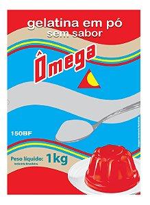 Gelatina Sem Sabor 150bf 1kg Omega