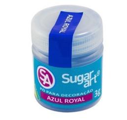 Corante Em Po Para Decoracao Madi 3g Azul Royal