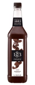 Xarope 1883 1litro Pet Chocolate