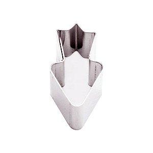 Cortador Cenoura Mini 2,5 Cm (Inox)Lm