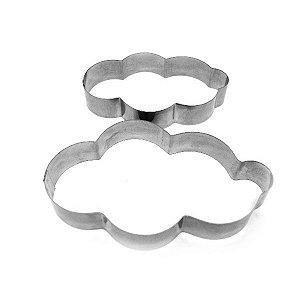 Cortador Nuvem Inox 2un