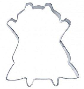 Cortador Para Confeiteiro (Inox) Pepa Com  1un