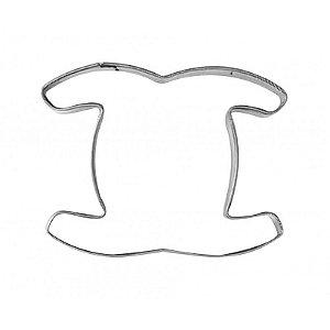 Cortador Para Confeiteiro (Inox) Simbolo M1 Com  1u
