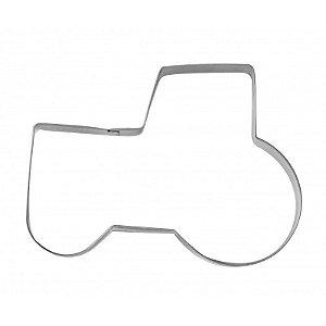 Cortador Para Confeiteiro (Inox) Trator Com  1u