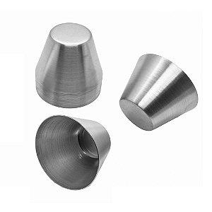 Forminha Bombocado N.0 (Alum) 2,9x1,4x3,8cm