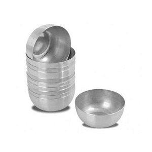 Forminha Quindim Mini (Alum) 3x2x5,1cm