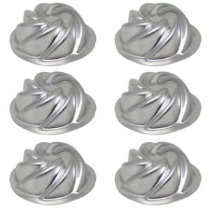 Forminha Vulcao Mini (Alum) Com 6