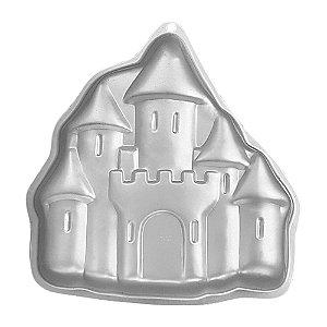 Forma De Bolo Castelo 1un Wilton