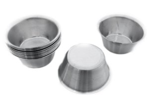 Forma De Cupcake Gr Alum 5x3,5x7,4