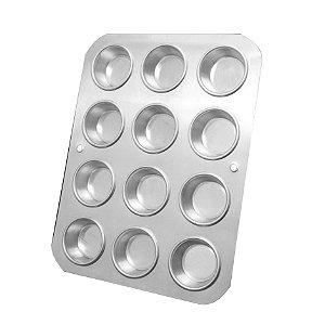 Forma De Cupcake Pq 12 Al 30x22-4,3x2,5x5,4