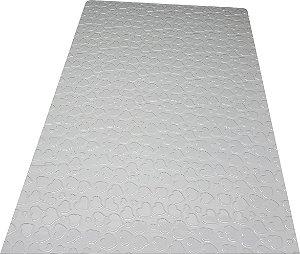 Placa Textura N.9376 Coracao
