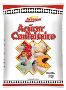 Acucar Confeiteiro 1kg Arcopan