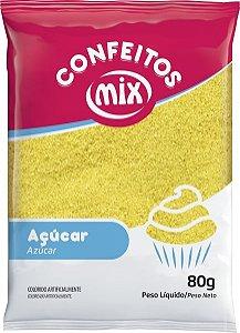 Acucar Cristal 80g Amarelo