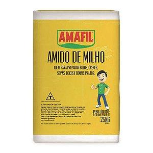 Amido Milho 25kg Spp Amafil