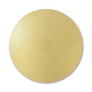 Disco De 26cm Ouro 01un