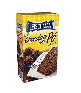Chocolate Em Po 50% 200g Fleischmann