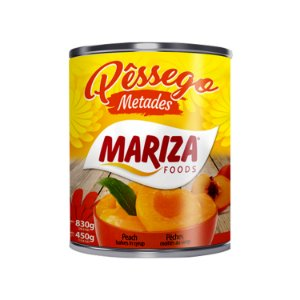 Pessego Calda Mariza 450g