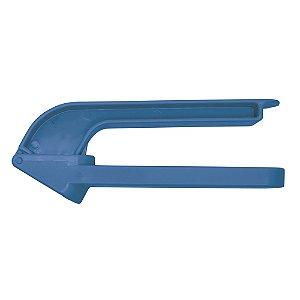 Espremedor De Alho Azul Fackelmann