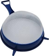 Peneira (Plas) 12cm Azul