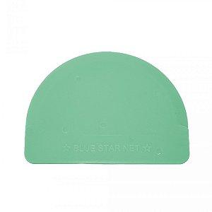 Espatula Meia Lua (Plas) Verde Tiffany