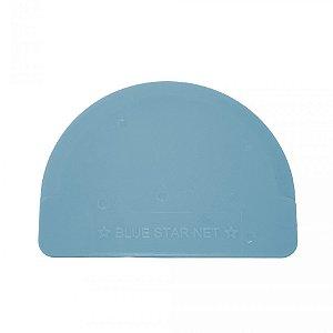 Espatula Meia Lua (Plas) Azul Tiffany