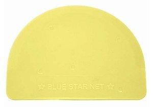 Espatula Meia Lua (Plas) Amarelo