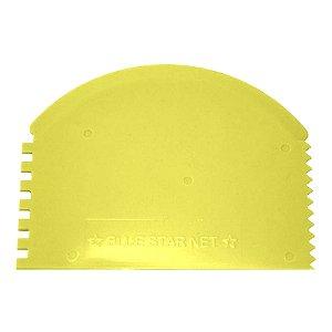 Espatula Decorativa 04 Funcoes (Plas) Amarelo