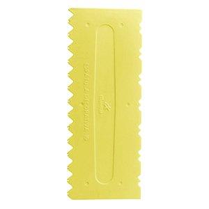 Espatula Decorativa (Plas) 19 Amarela Com 1un
