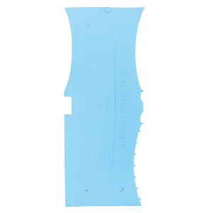Espatula Decorativa (Plas) 13 Azul Tiffany