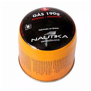 Cartucho De Gas Nautika 190g 1un