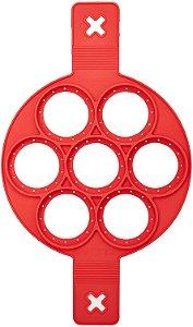 Forma Silicone Para Panqueca 23,2x39,5x1,5