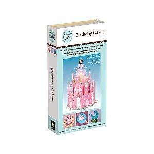 Cartucho Cricut Bolo Birthday Cakes Com 1