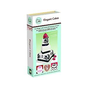 Cartucho Cricut Bolo Elegant Cakes Com 1un