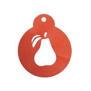 Stencil Cupcake Pera Ref 0772 1un